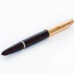 Fountain Pen Hooded Nib Parker 51