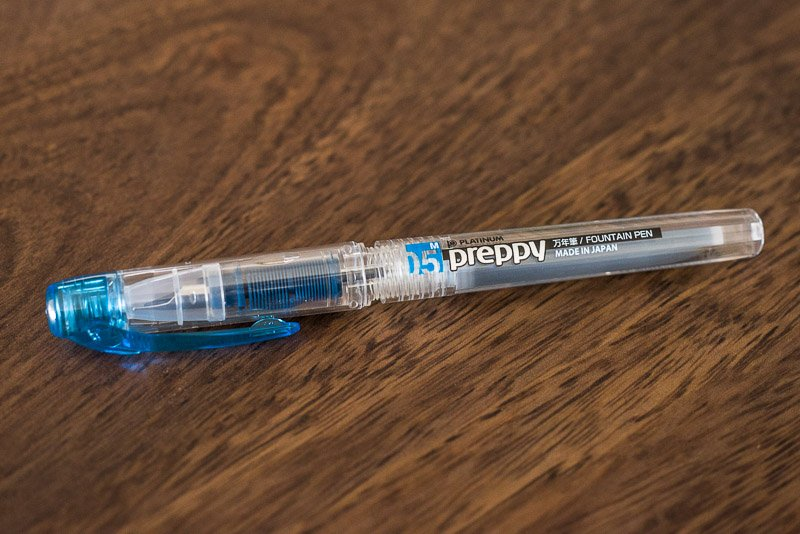 Platinum Preppy Best Disposable Fountain Pen