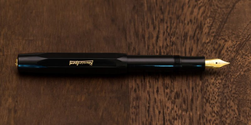 best fountain pen for beginners kaweco sport