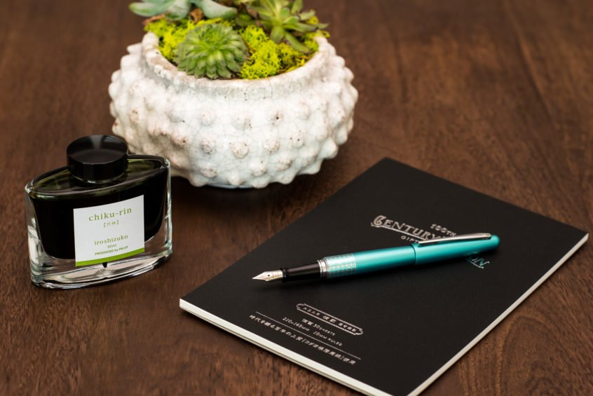 Pilot Metropolitan best fountain pen for beginners