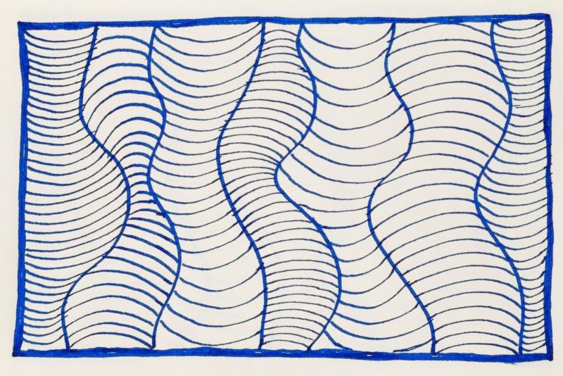 using fountain pens more often zentangle