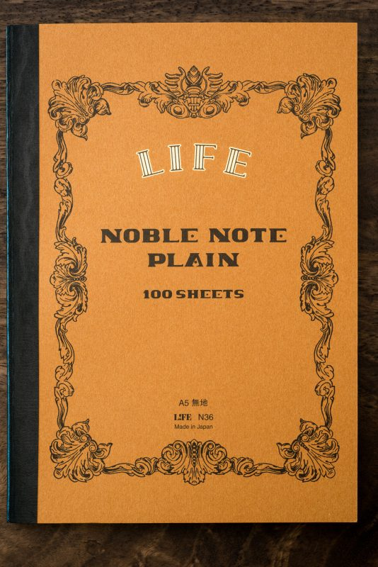 best fountain pen paper life noble note