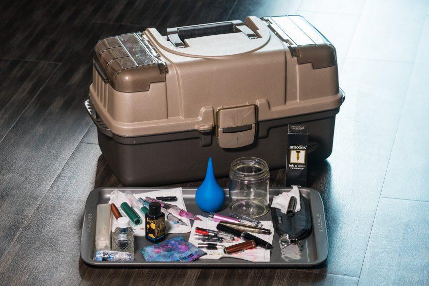essential fountain pen accessories