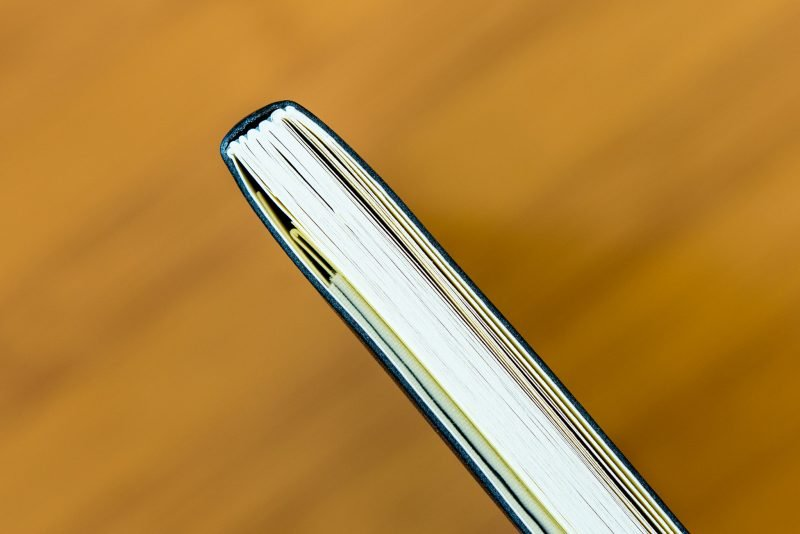 Leuchtturm Paper Quality notebook signatures