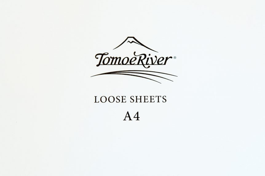 Tomoe River 52gsm Paper Review loose sheets