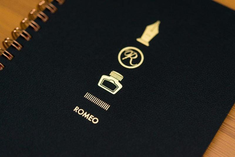 Itoya Romeo Spiral Notebook Review
