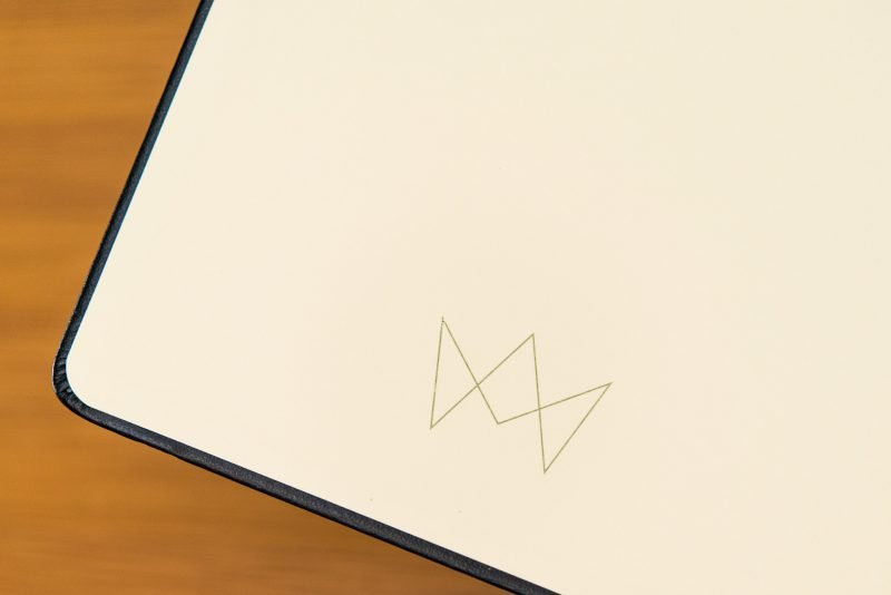 Minimalism Art Notebook Review detail