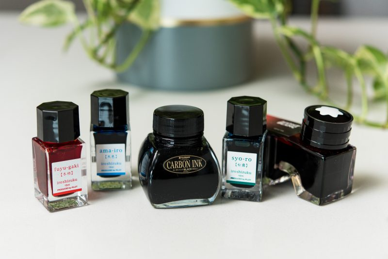 fountain pen gift ideas ink