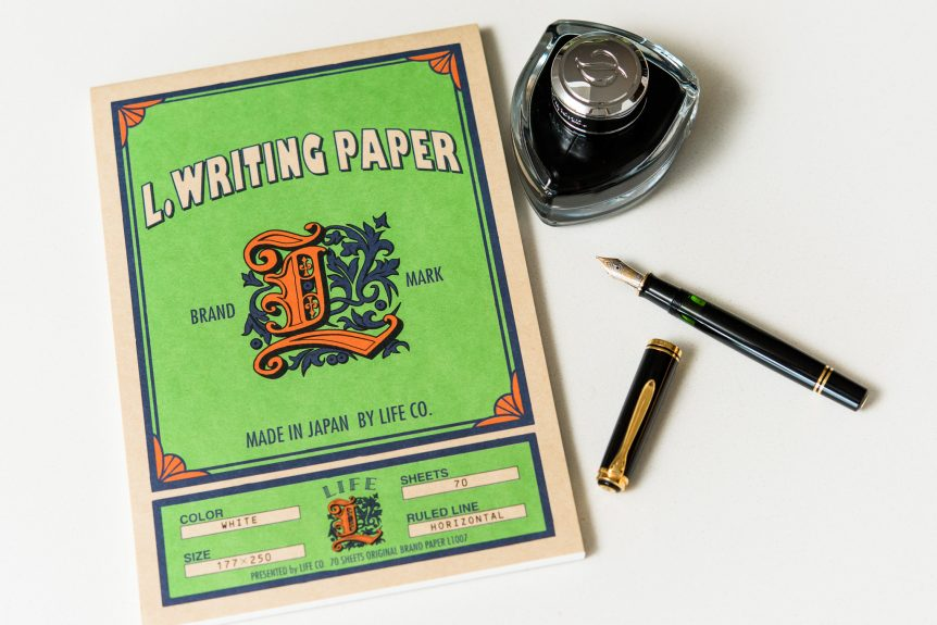 fountain pen gift ideas life writing paper
