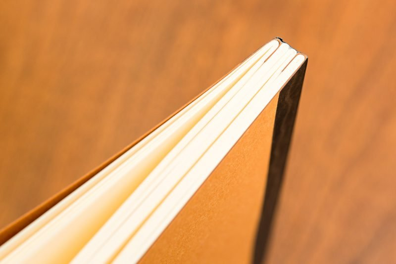 Life Noble Note Notebook Review signature size