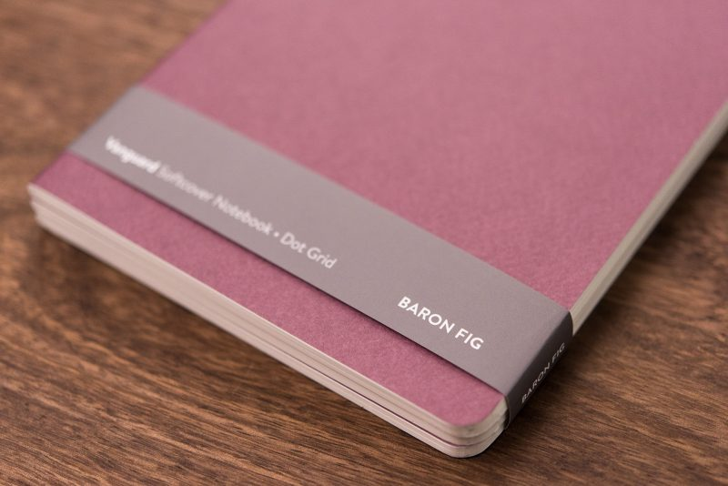 Baron Fig Vanguard Notebook Review 3 pack