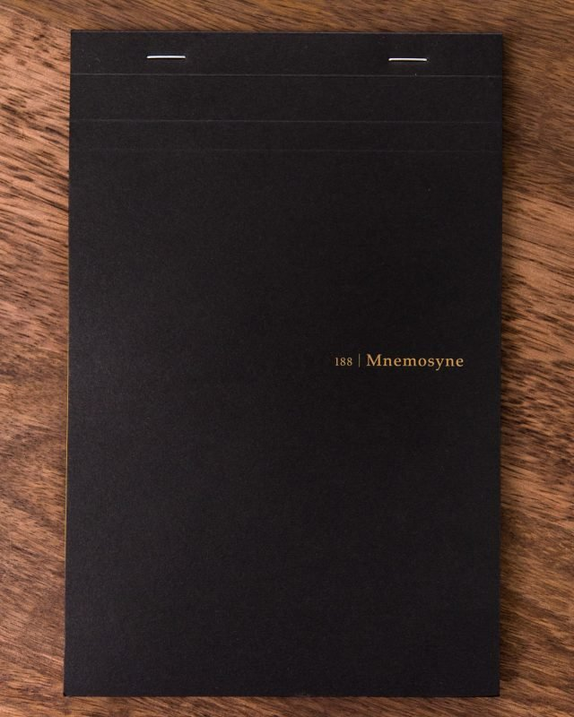 Maruman Mnemosyne Notebook Review cover