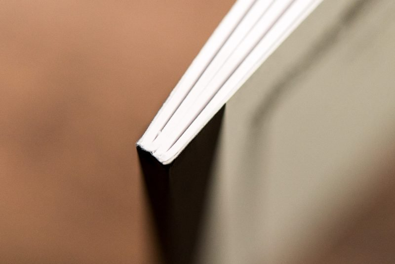 Apica CD15 Notebook Review binding