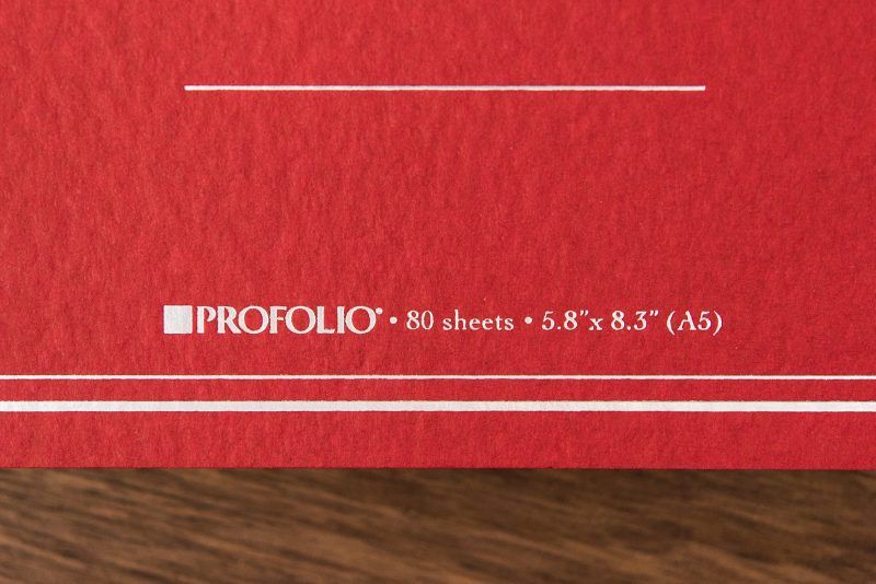 Itoya Profolio Oasis Notebook Review details