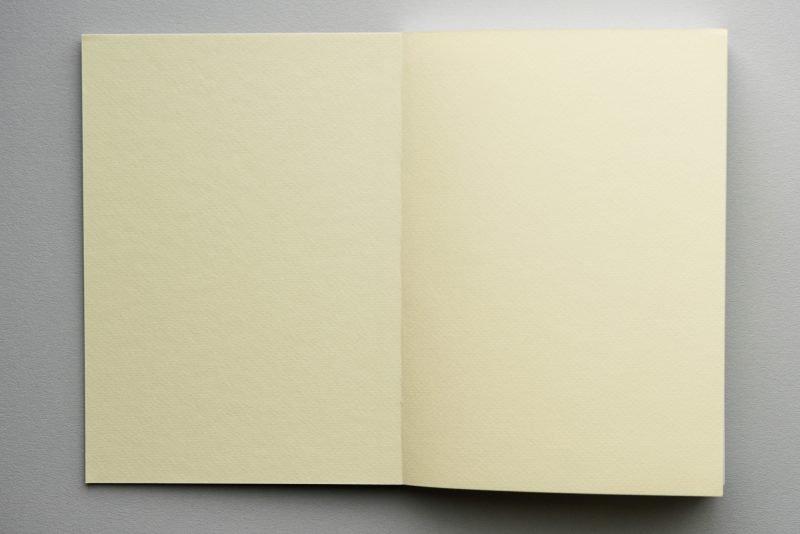 Yoseka Notebook Review end sheet