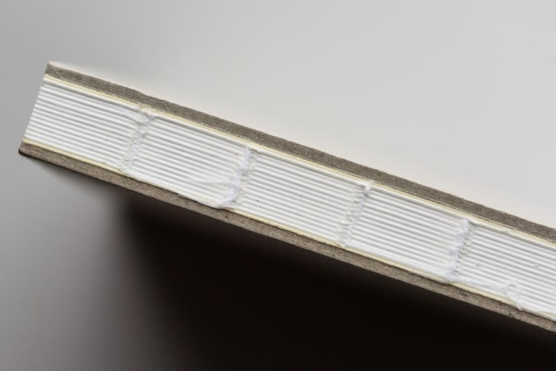 Yoseka Notebook Review binding