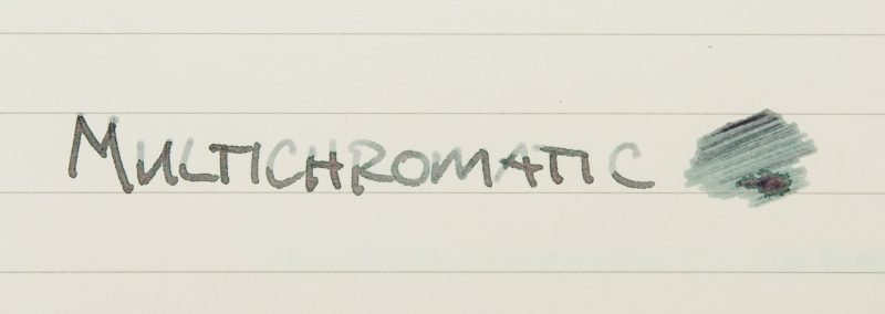 Troublemaker inks petrichor ink