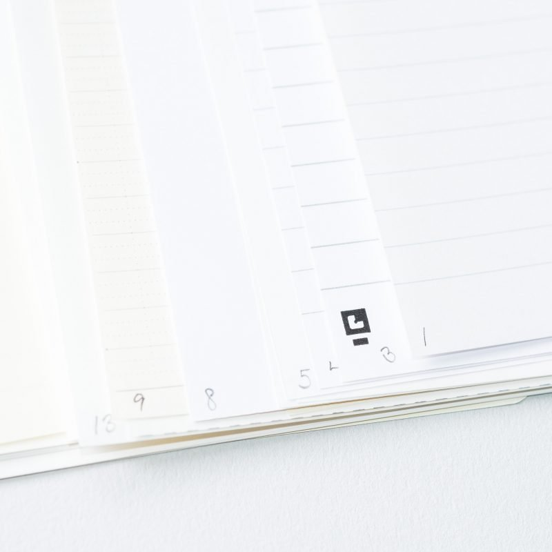 paper sample identification