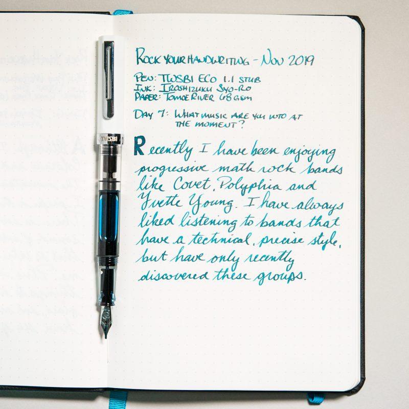 twsbi eco fountain pen